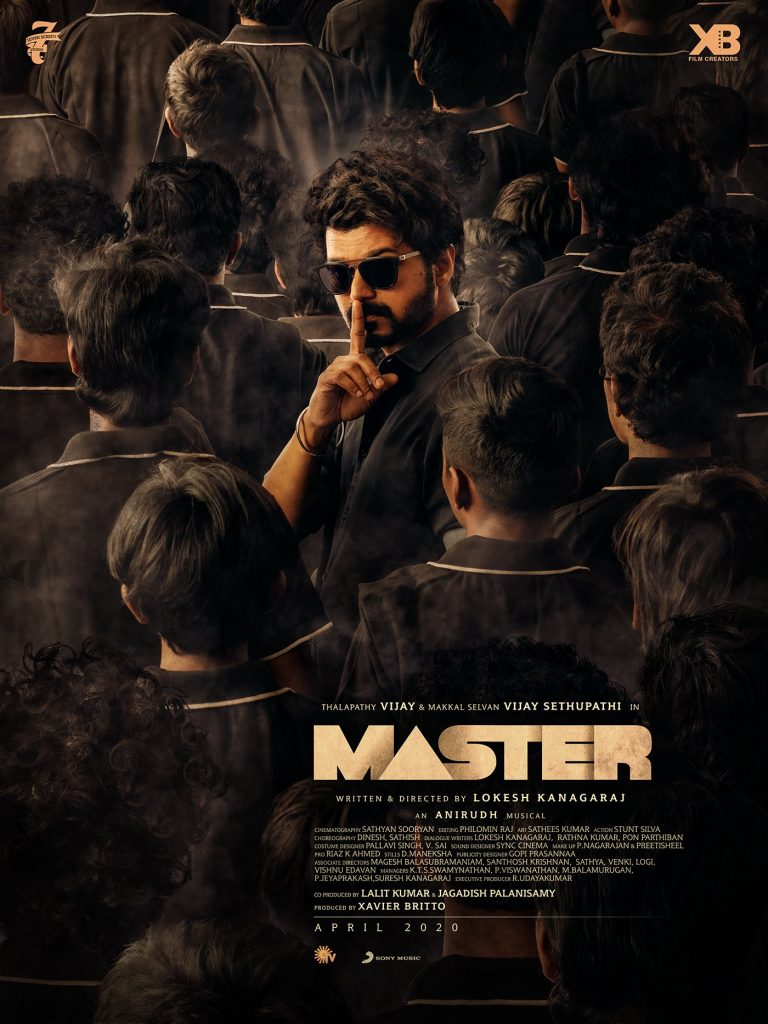 master 2nd look 2