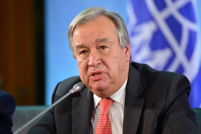 Traveling in unison can recover from Corona ... UN Secretary General ...