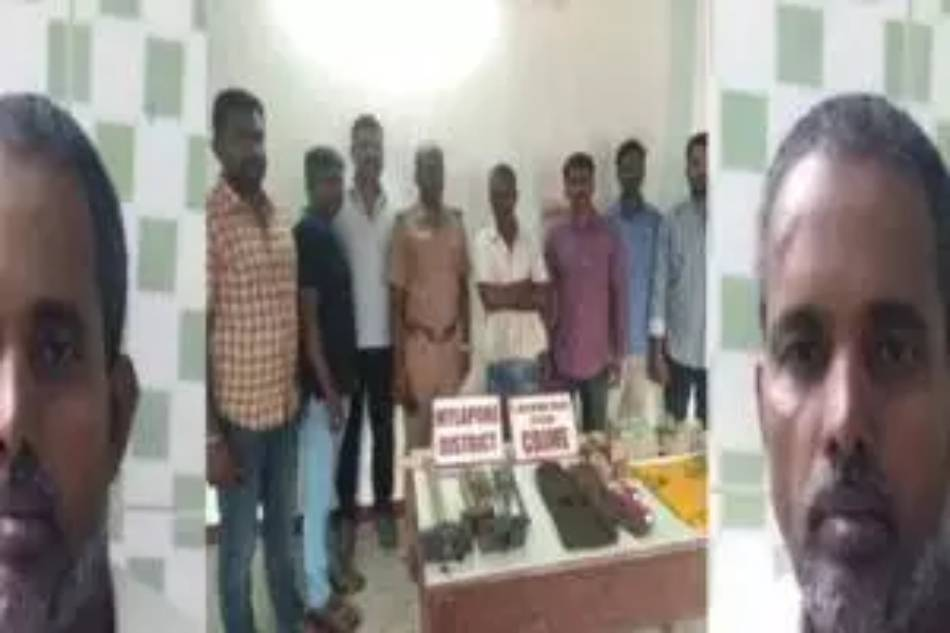 vellore theft issue