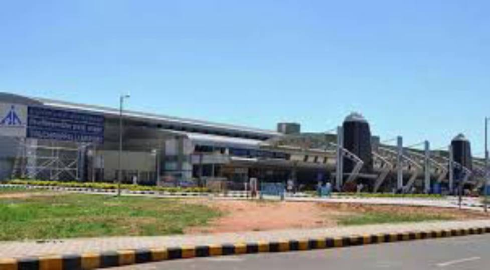trichy airport 1