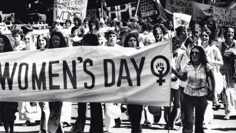 womens day history