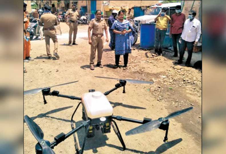chennai Unmanned aerial flight to find public meeting ...