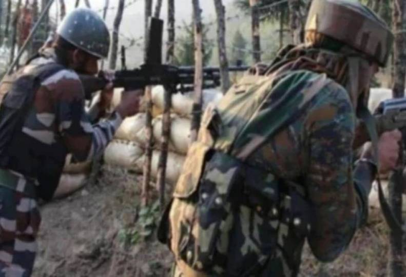 Pakistan violates ceasefire violation: 3 civilians killed
