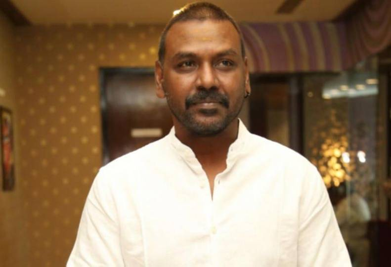God has given me the job of serving… this is the right time to serve… Raghava  Lawrence ...