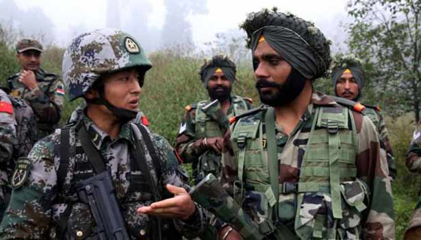 202005101319378610 Tamil News Indian Chinese troops clash near Naku La in Sikkim sector SECVPF