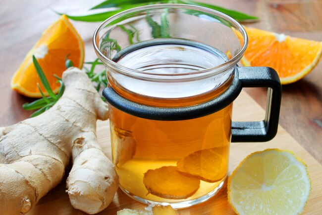 1800ss thinkstock rf ginger tea