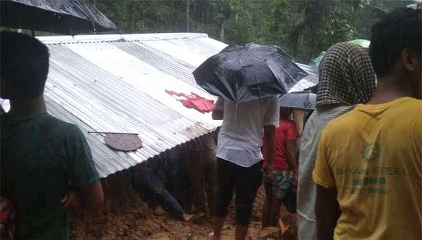 202006021429331954 Tamil News 20 Dead In Landslides In South Assam Several Injured SECVPF