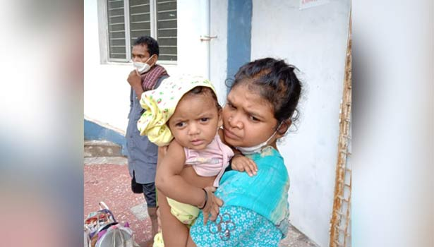 202006130841459500 Tamil News Fourmonthold recovers from COVID19 discharged from Vizag SECVPF
