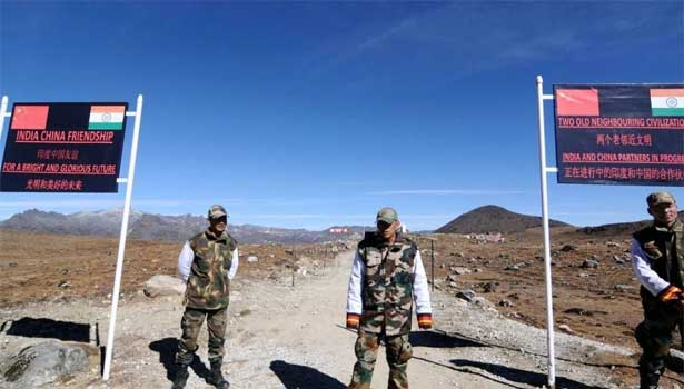 202006161322279468 Tamil News Army officer and 2 soldiers killed in Ladakhs Galwan Valley SECVPF