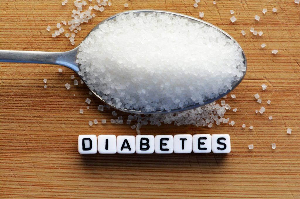 Sugar does not cause insulin resistance or diabetes