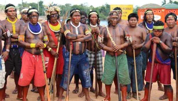 202007060221567687 Tamil News Amazon tribe releases kidnapped people after body of leader SECVPF