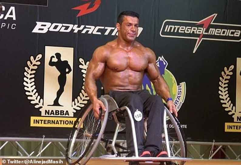 202011111705553592 Wheelchairbound athlete faces the death penalty in Iran SECVPF